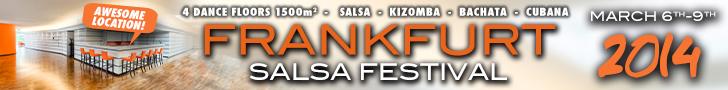 Frankfurt Salsa Festival 2014 [728x90]