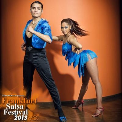 Adolfo & Tania @ Frankfurt Salsa Festival