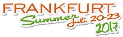 Frankfurt Summer 2017 Logo