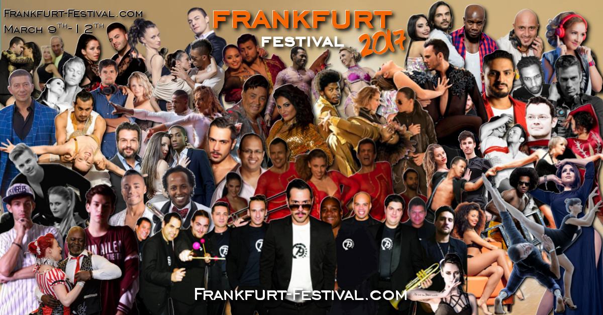 Frankfurt Festival 2017 - Salsa & Bachata
